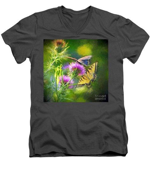 Peaceful Easy Feeling Men's V-Neck T-Shirt