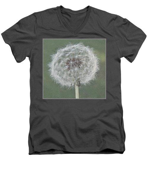 Perfect Dandelion Men's V-Neck T-Shirt