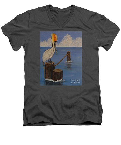 Perfect Weather Men's V-Neck T-Shirt