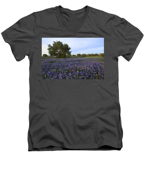 Picture Perfect Men's V-Neck T-Shirt