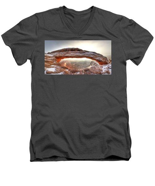 Picture Window Men's V-Neck T-Shirt