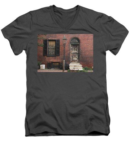 Pine Of Past Men's V-Neck T-Shirt