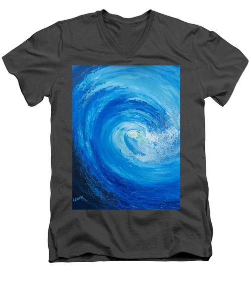 Pipeline No Way Out Men's V-Neck T-Shirt