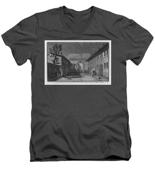 Porta Settimiana Men's V-Neck T-Shirt