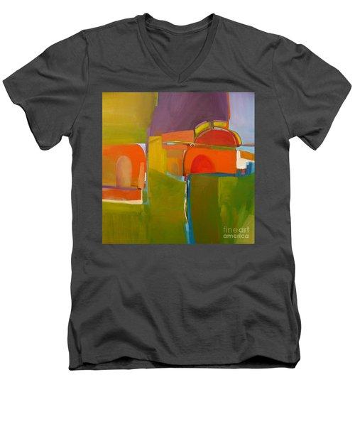 Portal No. 2 Men's V-Neck T-Shirt