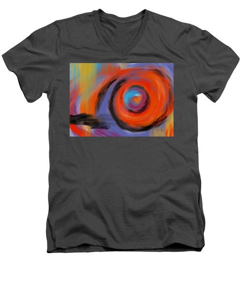 Portal Of Optimistic Torment Men's V-Neck T-Shirt