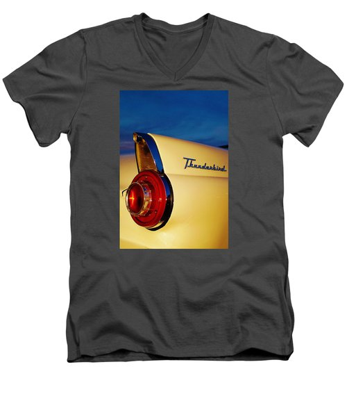 Portrait Of A Dream  Men's V-Neck T-Shirt by Daniel Thompson