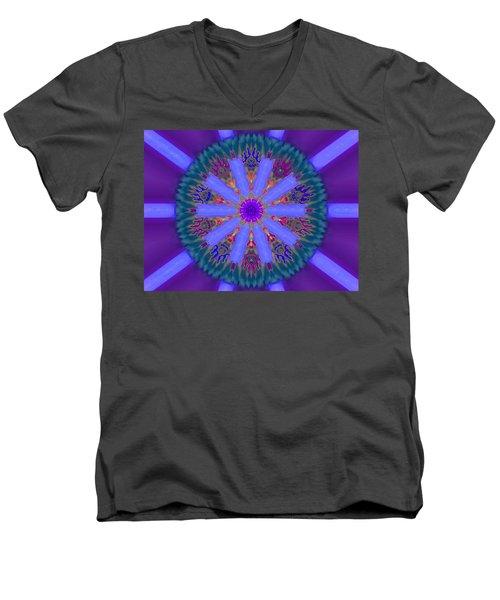 Power Of Ten Men's V-Neck T-Shirt