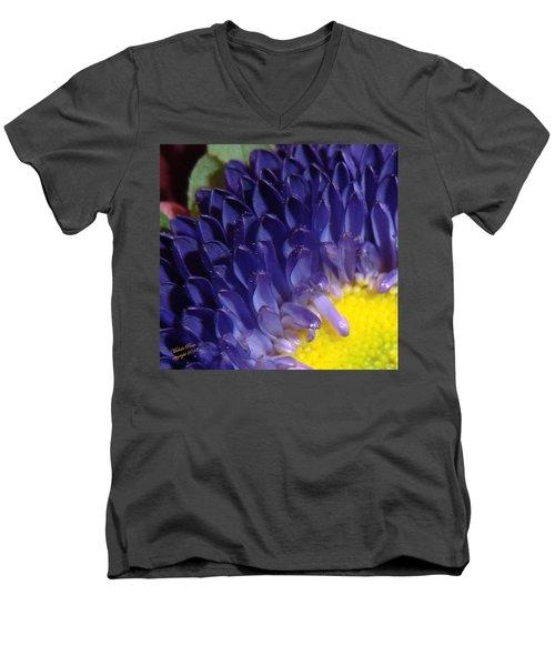 Present Moments - Signed Men's V-Neck T-Shirt
