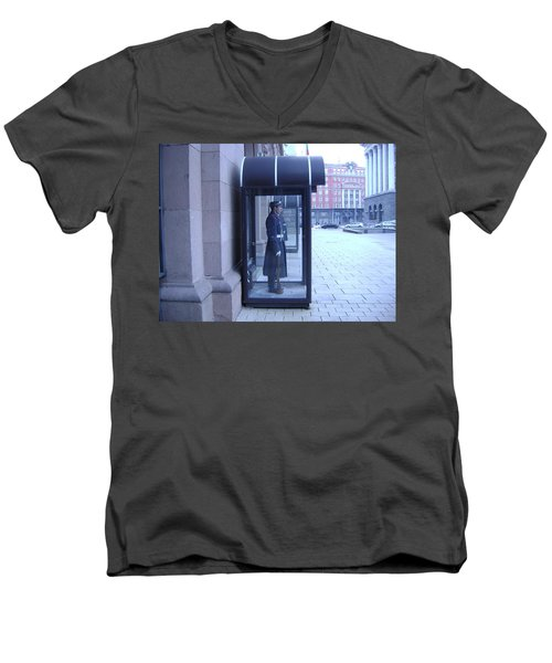 Presidential Guard Men's V-Neck T-Shirt