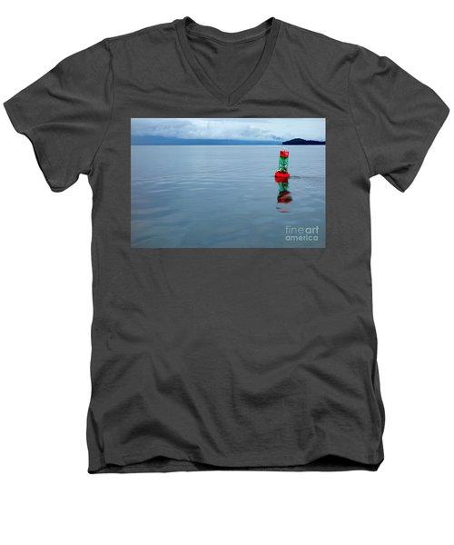 Prime Real Estate  Men's V-Neck T-Shirt