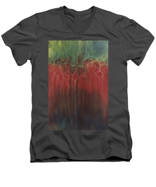 Radish Men's V-Neck T-Shirt
