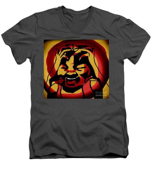 Rage Men's V-Neck T-Shirt