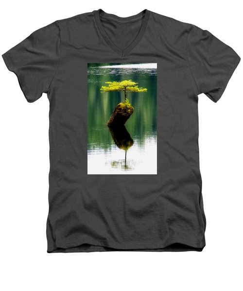 Rebirth  Men's V-Neck T-Shirt