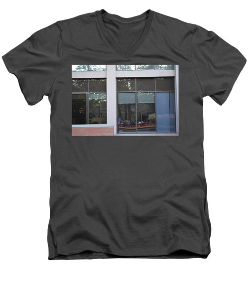 Reflection 1 Men's V-Neck T-Shirt