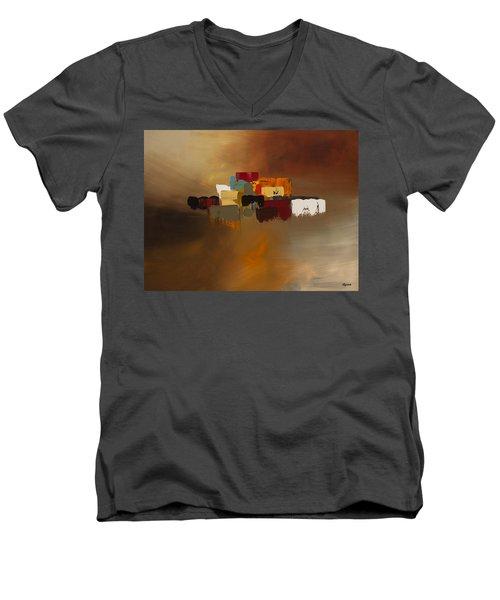 Reflexions Men's V-Neck T-Shirt