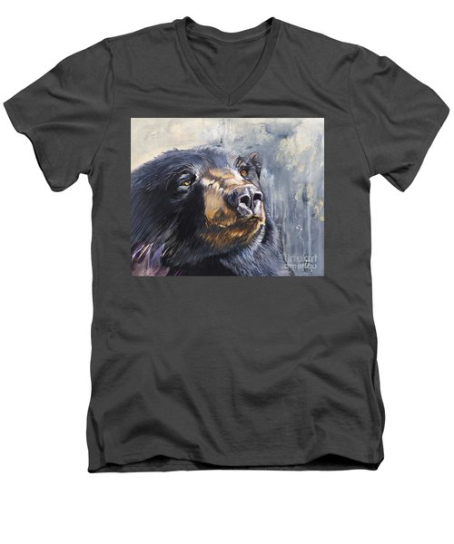 Remember Me Men's V-Neck T-Shirt
