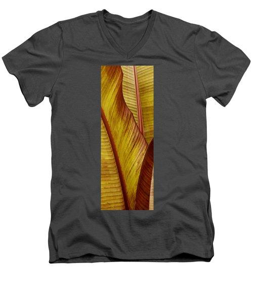 Repose - Leaf Men's V-Neck T-Shirt