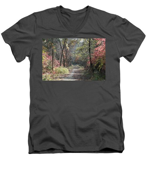 Restless No. 2 Men's V-Neck T-Shirt