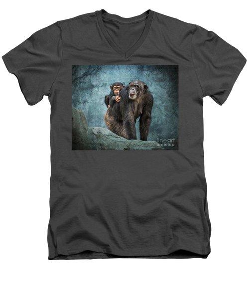 Ride Along Men's V-Neck T-Shirt