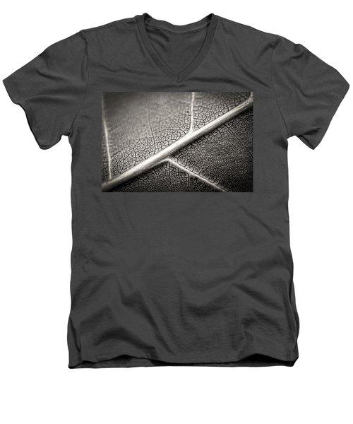 Road Map Of A Restless Mind Men's V-Neck T-Shirt