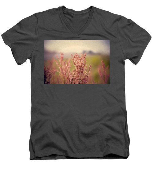 Roadside Beauty Men's V-Neck T-Shirt