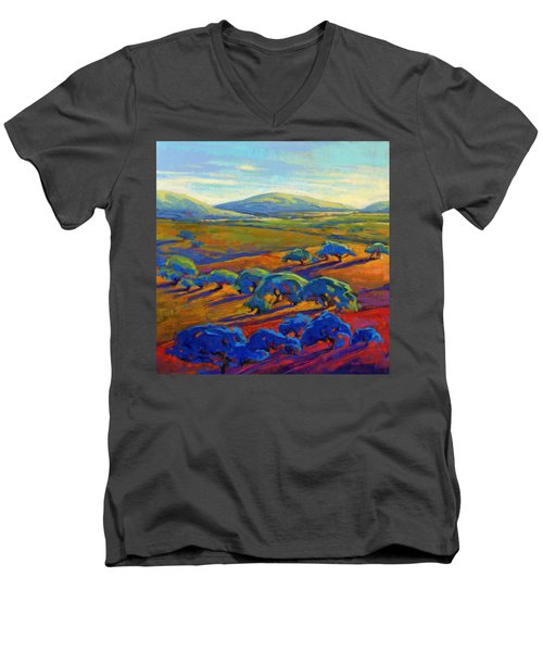 Rolling Hills 2 Men's V-Neck T-Shirt