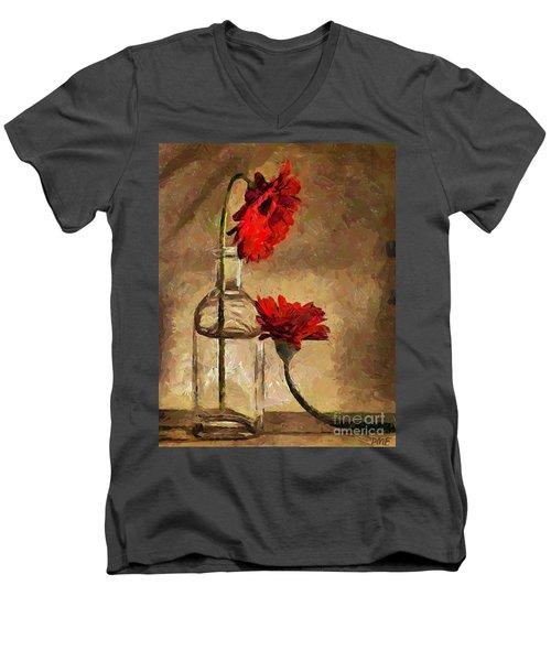 Romeo And Juliet Men's V-Neck T-Shirt