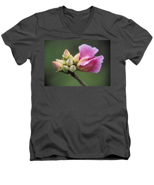 Rosa De Cerrado Men's V-Neck T-Shirt