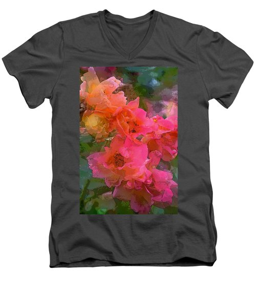 Rose 219 Men's V-Neck T-Shirt