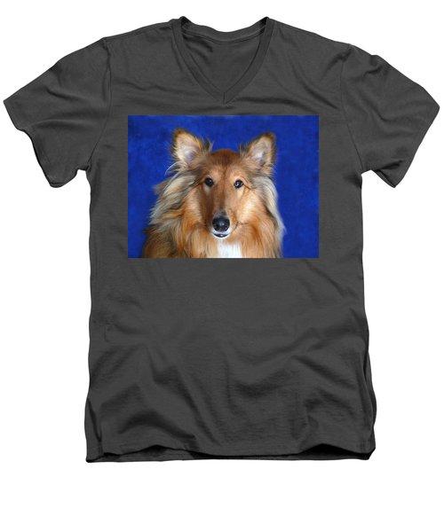 Rosie Men's V-Neck T-Shirt