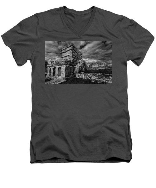 Ruin Men's V-Neck T-Shirt
