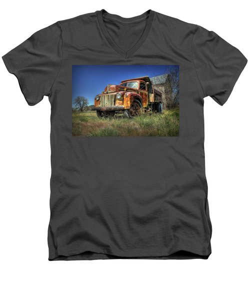 Rusty Reed Men's V-Neck T-Shirt