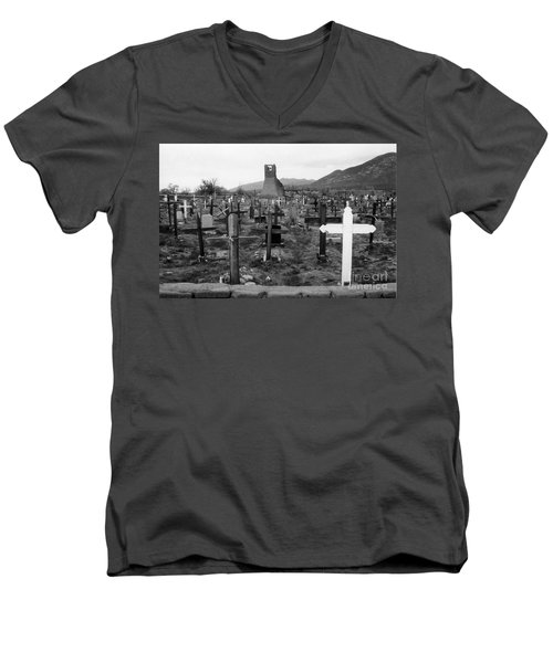 Sacred Places Men's V-Neck T-Shirt