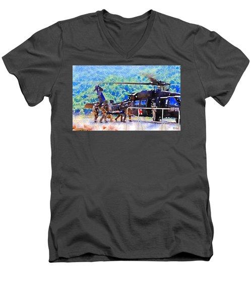 Salvation Men's V-Neck T-Shirt