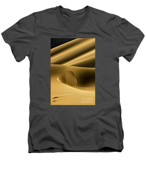 Sand Avalanche Men's V-Neck T-Shirt