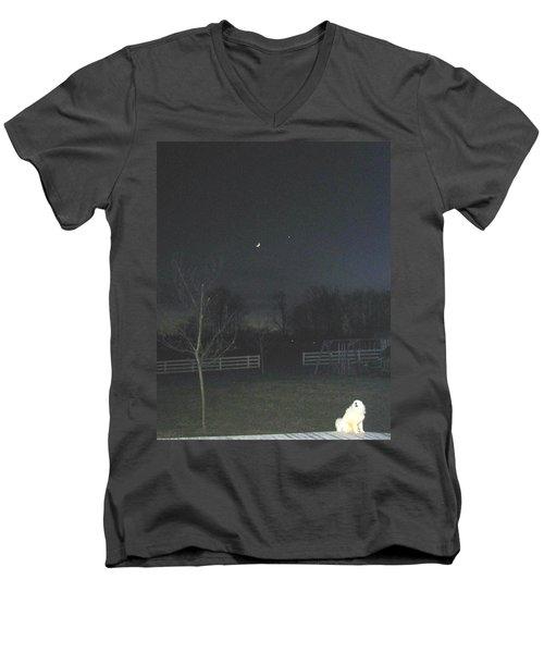 Sasha Men's V-Neck T-Shirt