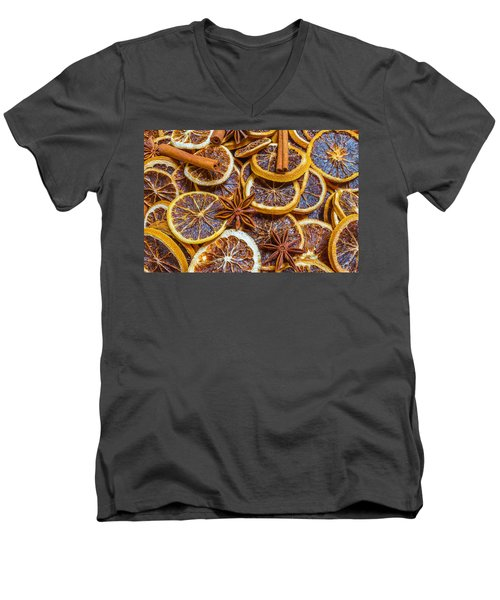 Scent Men's V-Neck T-Shirt