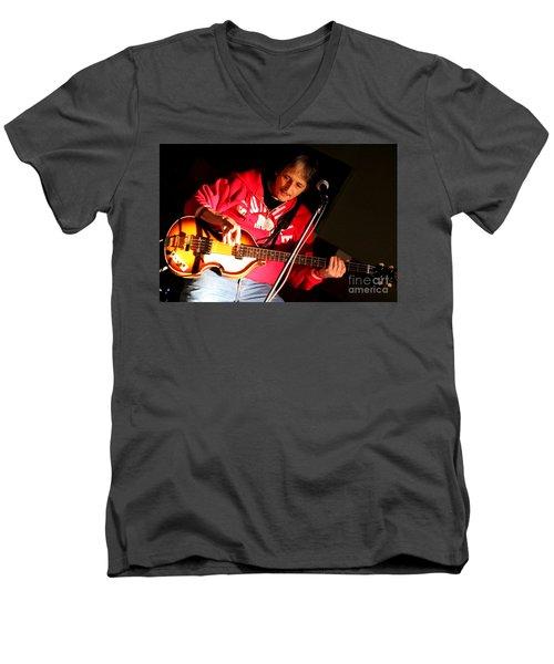 The Zone Men's V-Neck T-Shirt