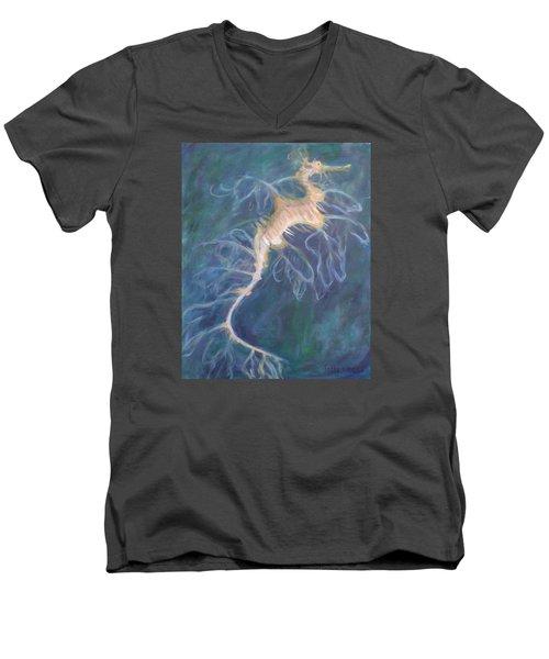 Sea Dragon Men's V-Neck T-Shirt
