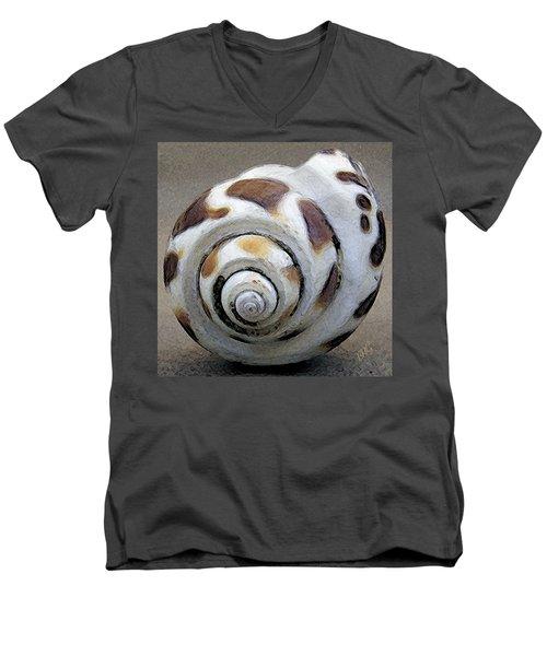 Seashells Spectacular No 2 Men's V-Neck T-Shirt