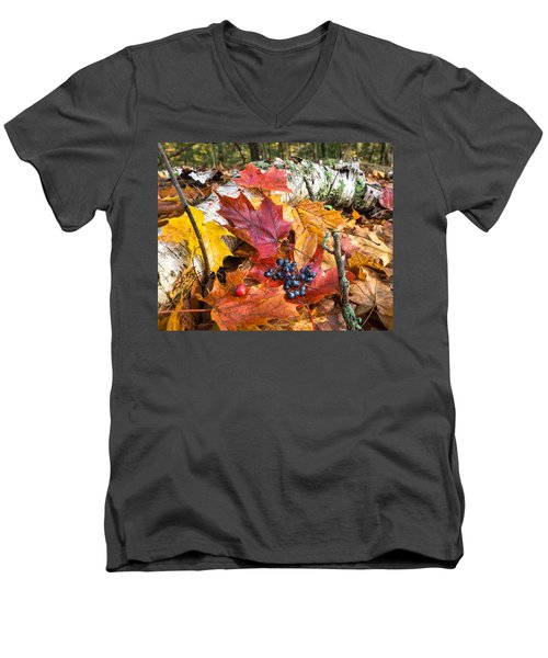 Season Finale  Men's V-Neck T-Shirt