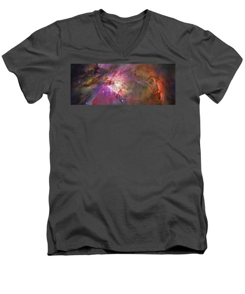 Secrets Of Orion Men's V-Neck T-Shirt