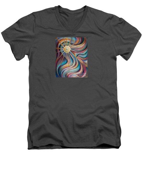 Sedona Charm Men's V-Neck T-Shirt