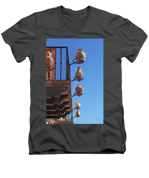 Sedona Jugs Men's V-Neck T-Shirt