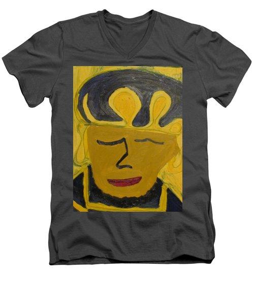 September  Eleventh  Men's V-Neck T-Shirt