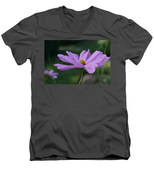 Men's V-Neck T-Shirt featuring the photograph Serenity by Neal Eslinger