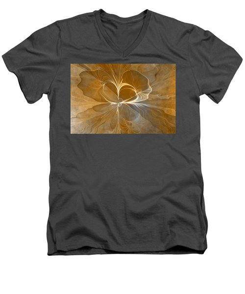 Series Patina Style 3 Men's V-Neck T-Shirt