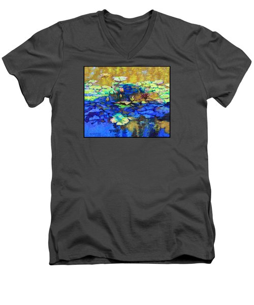 Shadows And Sunspots Men's V-Neck T-Shirt