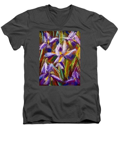 Sharp Mood Men's V-Neck T-Shirt